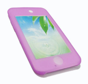 Pink Case for Music Player MP4 pictures & photos