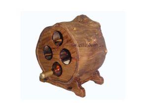 Wooden Root Carving Wine Holder (EF-OJG4)