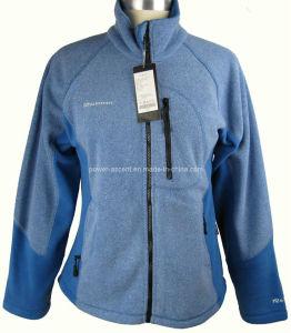 Full Zipper up Fleece Jacket pictures & photos