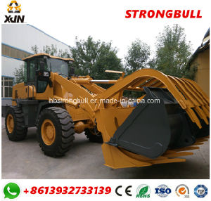 New Condition Machine Heavy Construction Equipment 3 Ton Wheel Loader Z936 pictures & photos