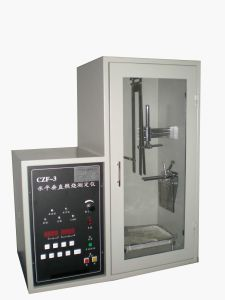 CZF-3 Level of Direct Combustion Flame Retardant Analyzer Testing Equipment