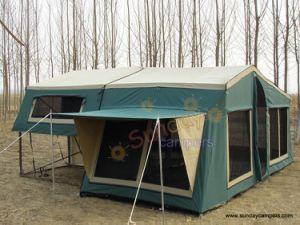 Camper Canvas Trailer Top Tents (SC04 12FT) pictures & photos