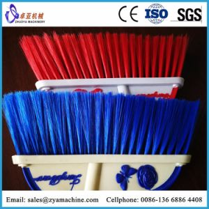 PP PE Pet Plastic Broom Mono Filament Machine/Plastic Broom Round Wire Machine pictures & photos