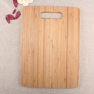Kitchen Cutting Board Bamboo with Handle Environment Protection