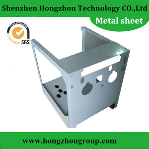 Custom Design Sheet Metal Fabrication Assembly Part pictures & photos