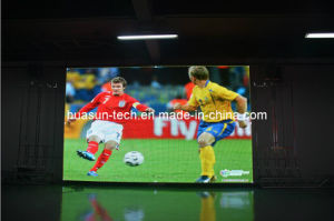 Foldable LED Curtain Screen/ Display Can Be Folded pictures & photos