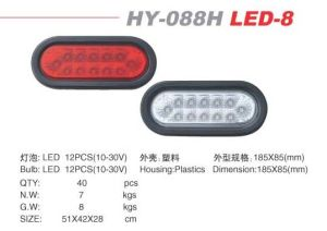 12 PCS LED Tail Lamp