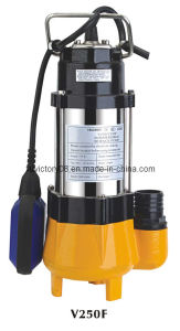 Stainless Steel Submersible Pump (V250F) pictures & photos