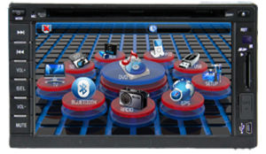 Platform for High-End Car DVD, 116 Platform (Three Dimensional) with Alcohol Tester Module