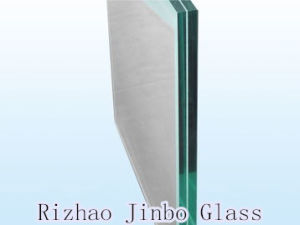 Low-E/Laminated/Insulated/Tempered/Curtain Wall Building Glass (JINBO) pictures & photos
