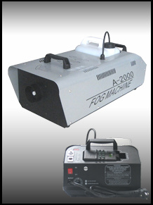 Fog Machine (A-2000)