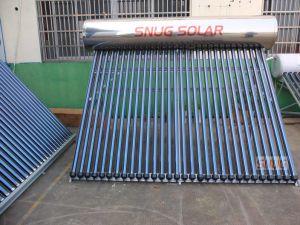 Heat Pipe Pressure Solar Heater pictures & photos