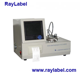 Closed Cup Flash Point Tester (RAY-5208) pictures & photos