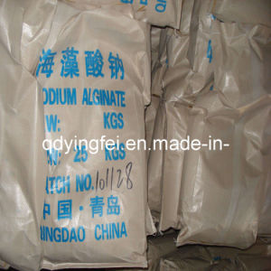 Sodium Alginate Food Grade/Industrial Grade pictures & photos