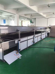 TM-IR6000 White Quartz Heating Tube IR Heater Drying Tunnel Oven pictures & photos