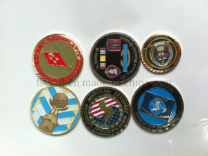 Expert Manufacturer of Challenge Coin pictures & photos
