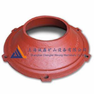 High Manganese Cone Crusher Spares pictures & photos