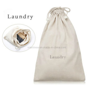 Canvas Laundry Basket, Hamper
