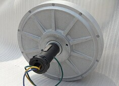 1kw-180rpm Coreless Hydro Turbine/Axial Flux Permanent Magnet Generator pictures & photos