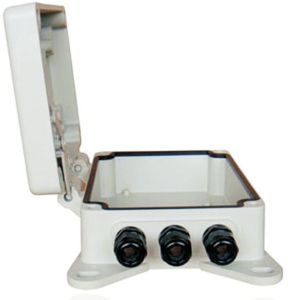 CCTV Camera Housing Die Casting Aluminum Parts Die Casting Case pictures & photos