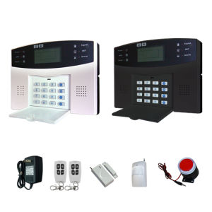 Mobile Call GSM Alarm Security System with Wireless Wired Zones pictures & photos