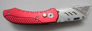 Aluminum Folding Knife (ST-X113004D)