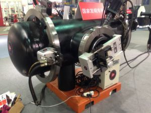 Pipe Drilling Milling Boring Multifuctional Machine (HYM-1050) pictures & photos