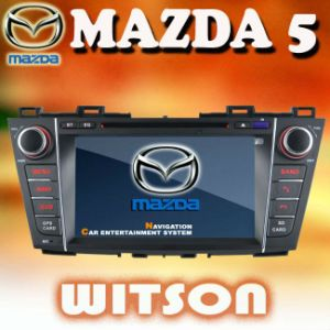 Witson Car Video DVD for Mazda 5 (W2-D9625M) pictures & photos