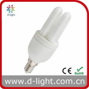 5W E14 T4 Standard 2u Energy Saving Light pictures & photos