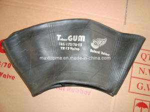 165/175/70-13 Natural Car Tyre Inner Tube for Romania Market pictures & photos