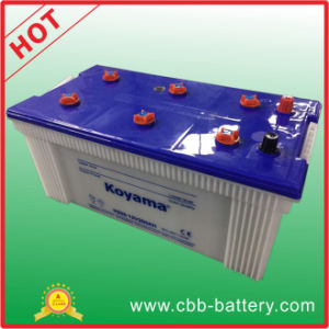 12V 200ah Heavy Duty Truck Battery N200 pictures & photos