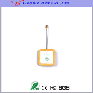 GPS Patch Active Antenna with 1.13cable Ipex (GKZS-GPSJZ027-12X12X4mm) GPS Internal Antenna pictures & photos