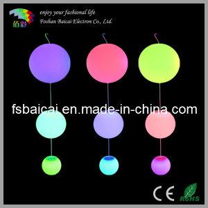 Colourful DMX Control Plastic LED Ball Light pictures & photos
