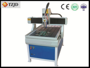 CNC Metal Machine Tzjd-6090m Metallic CNC Router pictures & photos