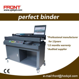 Perfect Binder A3 Perfect Glue Binder China Factory Manufacture 420mm Size pictures & photos