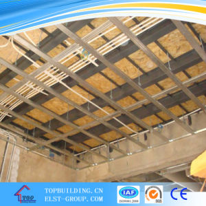 U Channels Steel for Suspended Ceiling System/Metal Frame pictures & photos