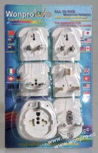Travel Adapter Kit(OASTGF-P5vs-P) for European
