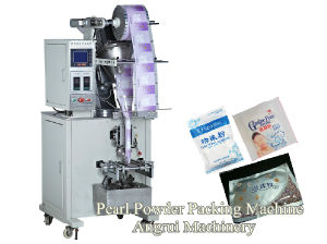 Back Sealing Sachet Coffee, Tea Packaging Machine (AH-FJ Series) pictures & photos