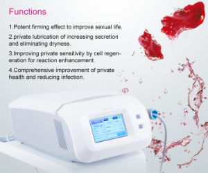 Sume High Intensity Focused Ultrasound Hifu Vaginal Tightening Women Beauty Machine pictures & photos