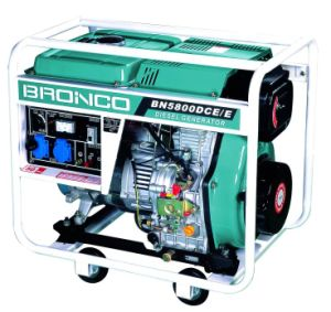Portable Diesel Generator (BN5800DCE/E) pictures & photos