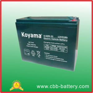 32ah 12V Electric Motorcycles Power Battery pictures & photos