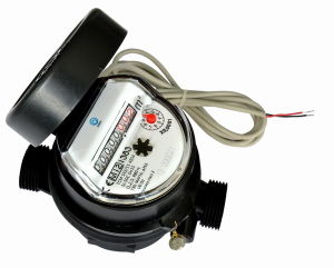 Nwm Single Jet Water Meter (D3-8+1-4) pictures & photos