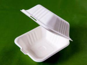 Biodegradable 450ml Hamburger Box