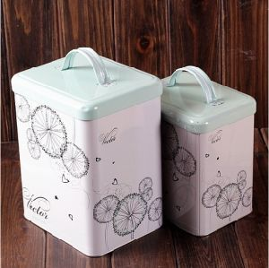Top-Quality Lunch Tin Storage Boxes pictures & photos
