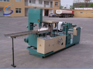 Napkin Paper Folding Machine Price Tissue Serviette Machinery pictures & photos