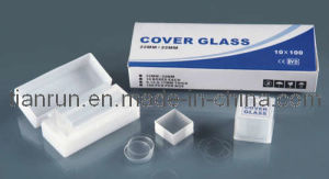 Microscope Cover Glass, 22X22mm (7201) pictures & photos