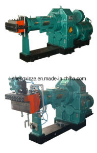 Rubber Extruder/ Cold Feed Extruder/ Pin Cold Feed Extruder (XJ-115) pictures & photos
