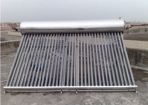 Stainless Steel Solar Water Heater with Long Time Werrenty pictures & photos