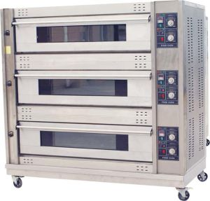 Gas Deck Oven for Bread (YXY-F80) pictures & photos