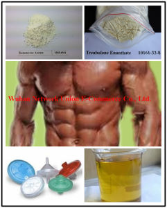 Muscle Building Injectable Steroid Oily Liquid Nandro Test Depot 450mg/Ml pictures & photos